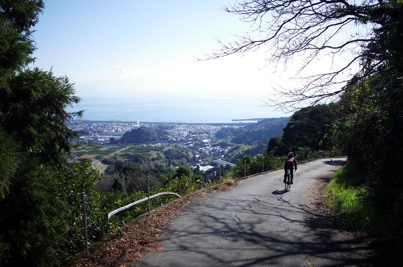 浜石岳の景色はとてもいいんです