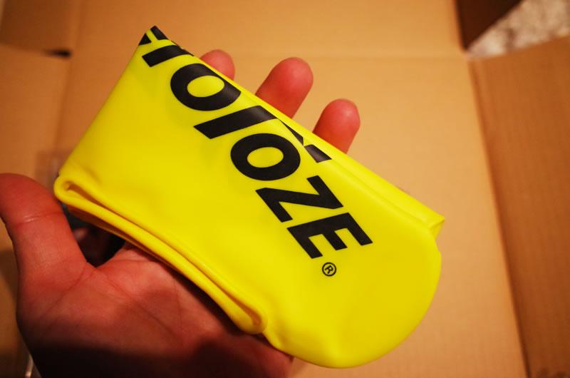 優れた軽量性を持つvelo TOZE