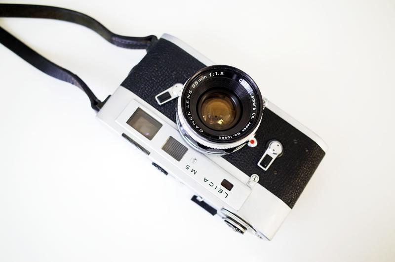Leica M5はまだまだ現役!