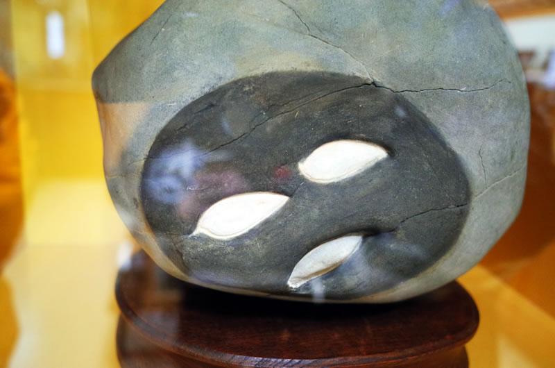 秩父珍石館の始まりはこの石との出会いから