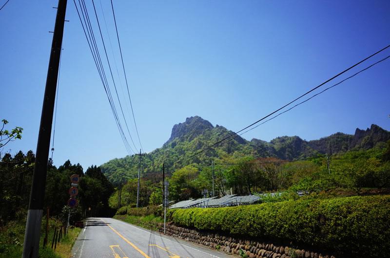 美しいサイクリング風景第3位は妙義山!