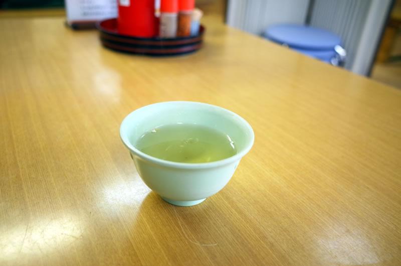 菊屋のシイタケ茶はおいしい