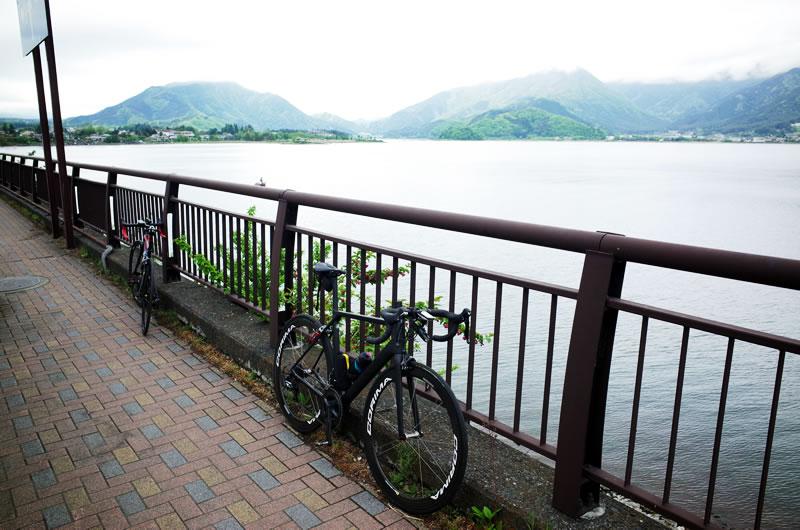 週末の富士山は交通量が半端ない
