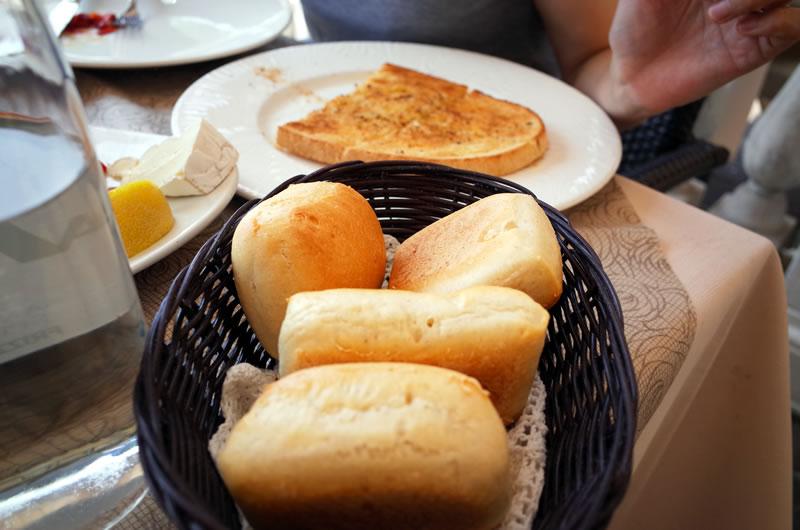 イタリアはパンが美味い!
