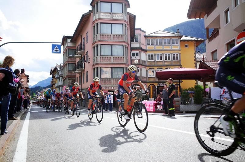 ジロ・デ・イタリア第17ステージを観戦しよう!