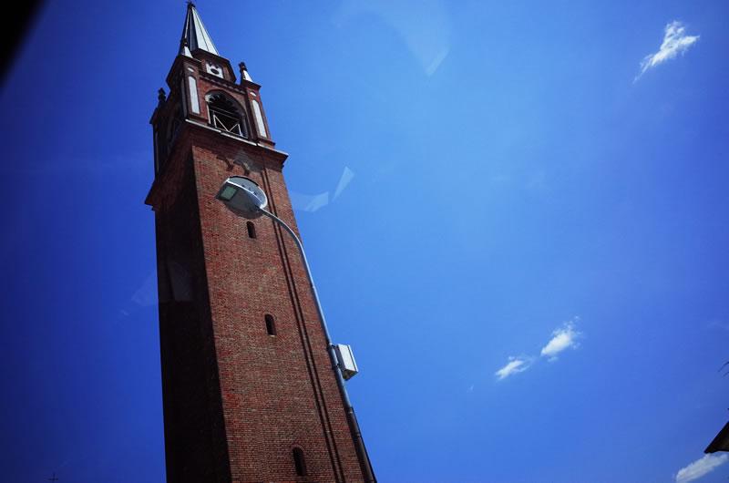街に必ずある教会