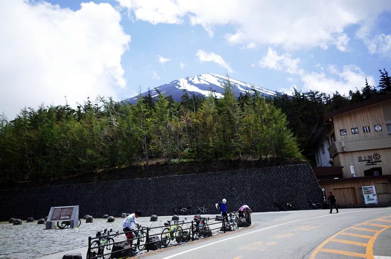 2017年の富士ヒルは雨模様かもしれない
