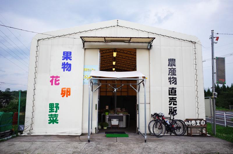地元の野菜直売所は最高!