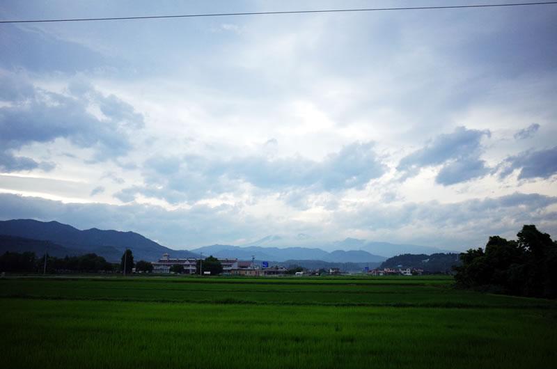 山も平坦も豊富って栃木県、羨ましい