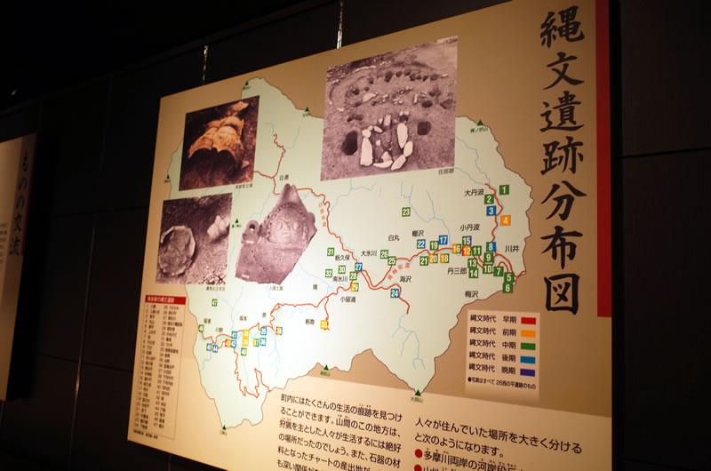 奥多摩の歴史や文化も学べる
