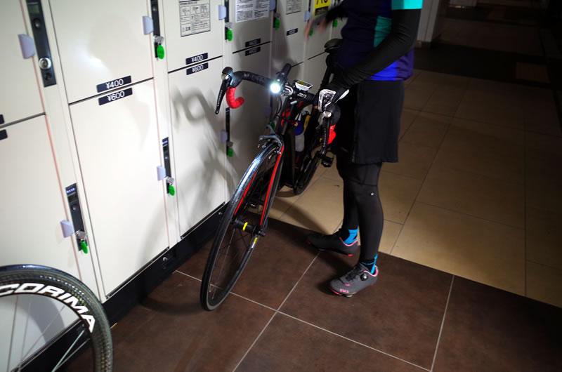 ボルトは最高の自転車用ヘッドライト
