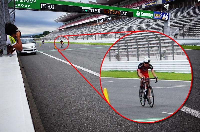 ロングライドは胃腸が弱いロードバイク乗りにはツラいのです