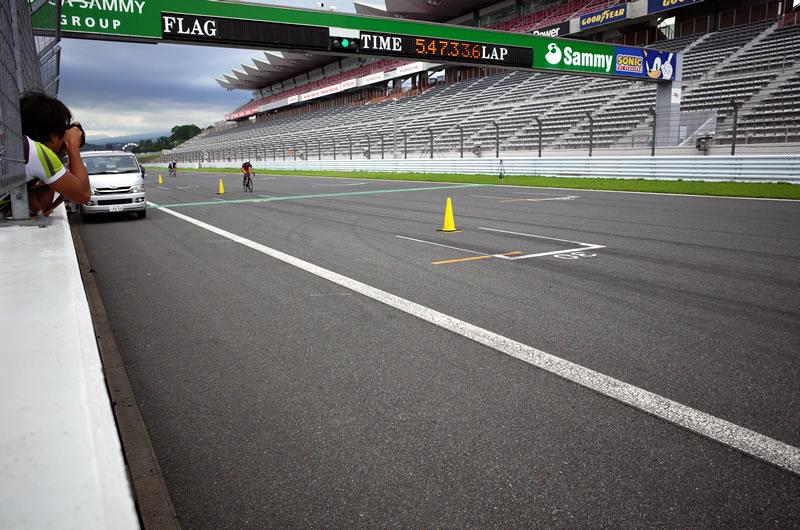 東京五輪自転車ロードレース観戦スポット⑤はもちろん富士スピードウェイのフィニッシュ地点!