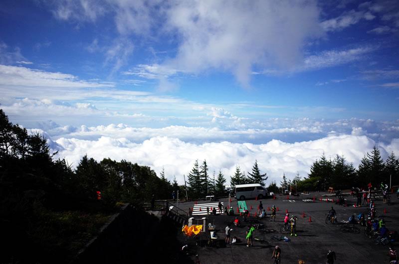 素晴らし過ぎる富士の高嶺の雲海