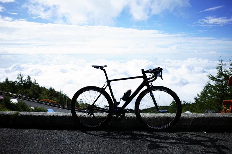 borikoのキング・オブ・ヒルクライム富士山2017