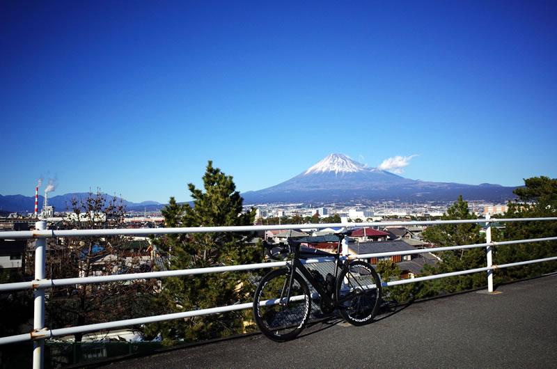 富士山をガッツリ撮影!