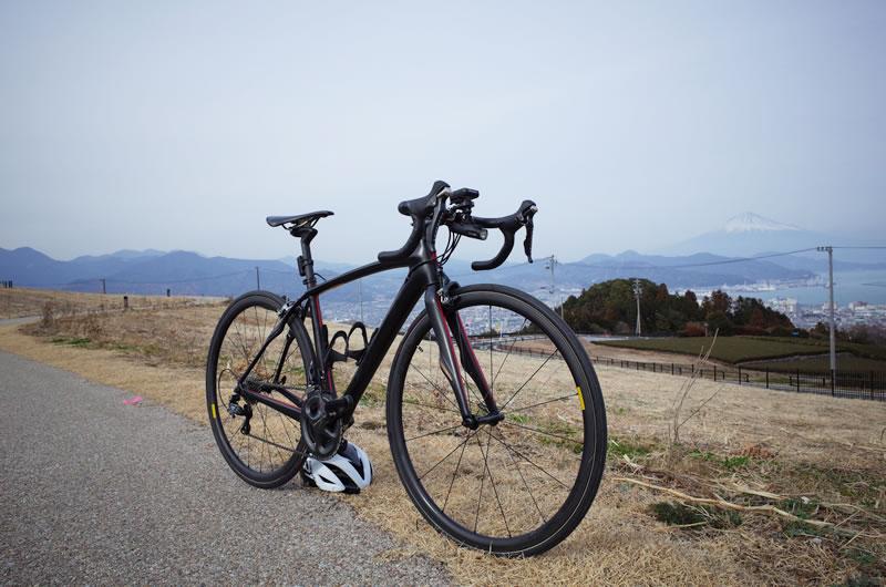 自転車の機材インプレ記事は定番中の定番