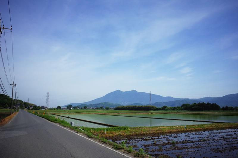 筑波山に行くのは、人生で初めてというboriko氏(´_ゝ`)