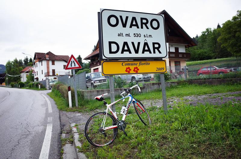 ゾンコランめざしてイタリアで高級ロードバイクをレンタルしてみた!