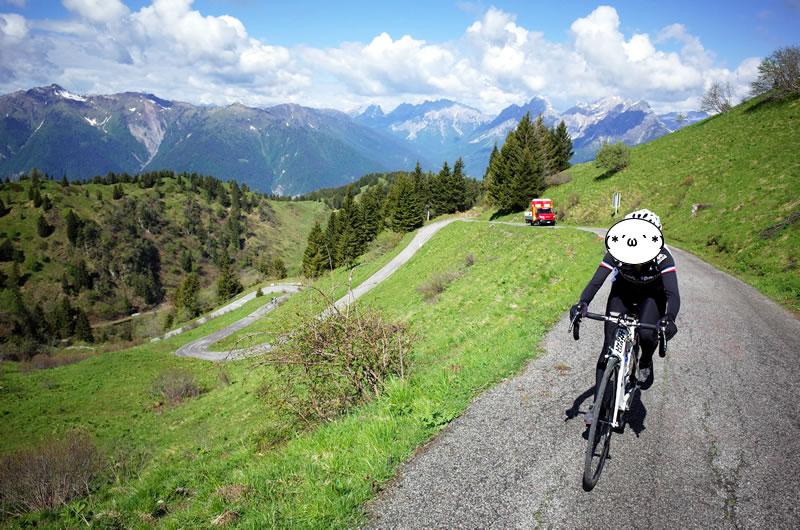 モンテ・ゾンコランでロードバイクをレンタルする方法と自転車レンタルショップをご紹介