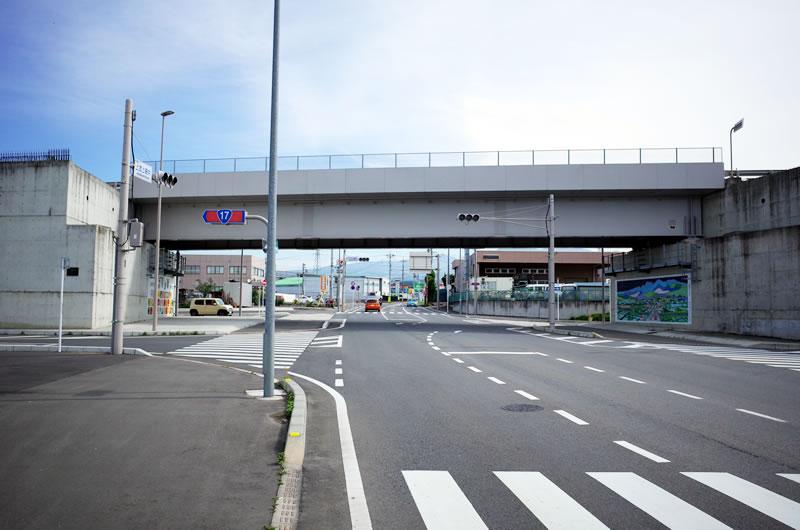 赤城山HC試走のときは交通量と信号に要注意