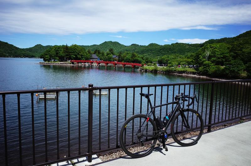 赤城山の裏側を巡る沼田グルメサイクリングに出発!