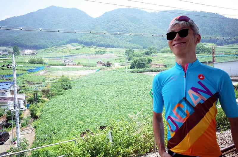 早起きが苦手なborikoですが真夏のサイクリングは超早朝がオススメです