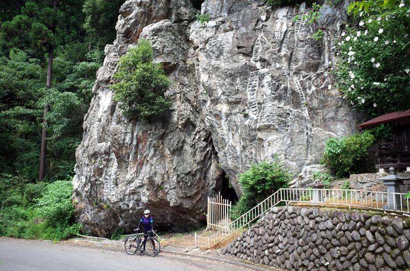 どこかで見た大岩