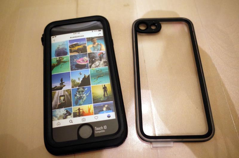 カタリスト iPhone 8/7完全防水ケースをゲット!