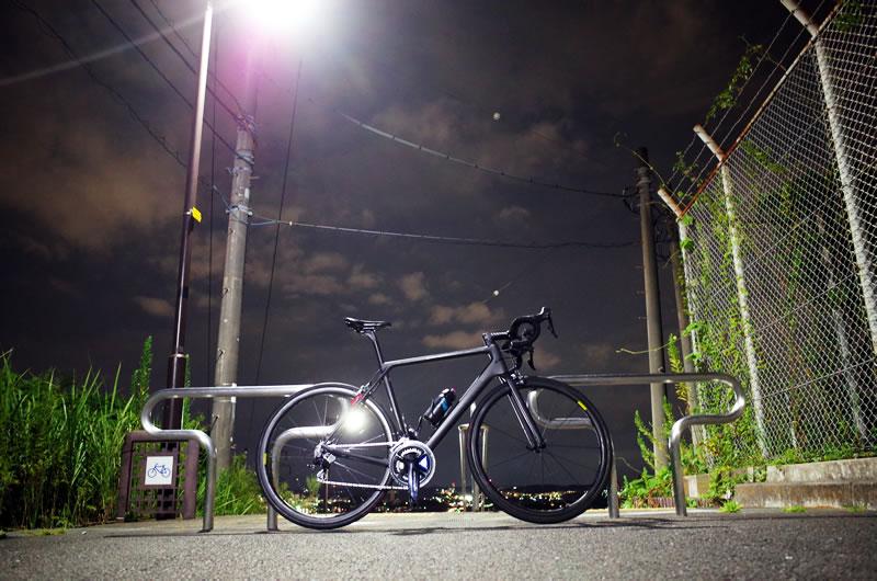ロードバイク走行距離が過去最高を記録しました!