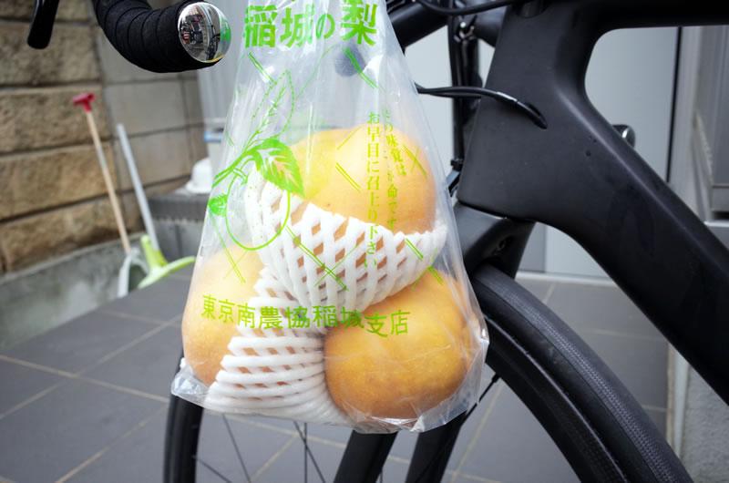 梨の重量感がもの凄い!