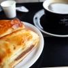 パン・オ・ショコラとコーヒー