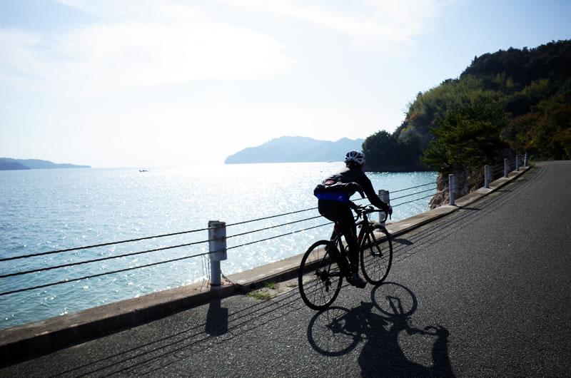 生名島を1周してみる
