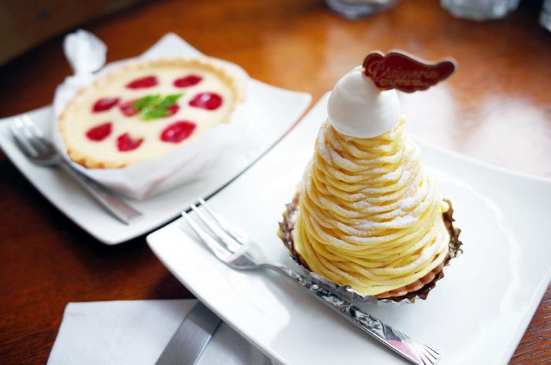 ZAPPEIケーキを食べにいこう!