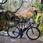 人生初の京都ロードバイクサイクリング!