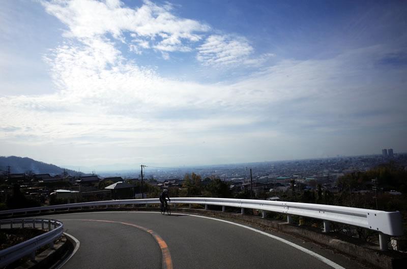 十三峠の景色、最高過ぎ!