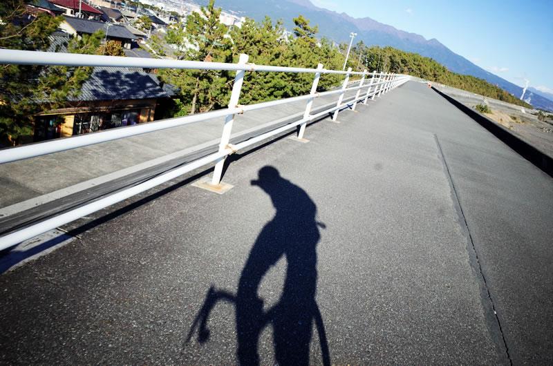 沼津と清水に美味いモノ食べに行くサイクリング!