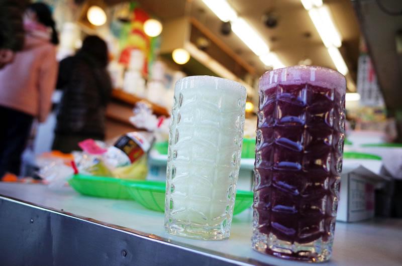 フルーツのタケダのジュースが安くてうまい!