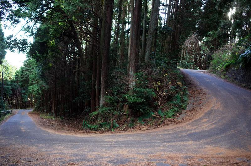 浜石岳の驚くべき斜度