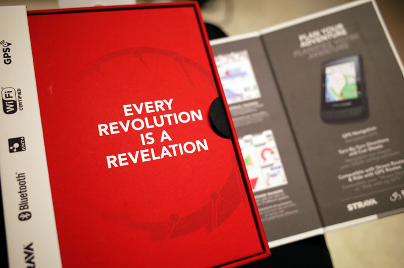 Every Revolution is a Revelationだと(´_ゝ`)