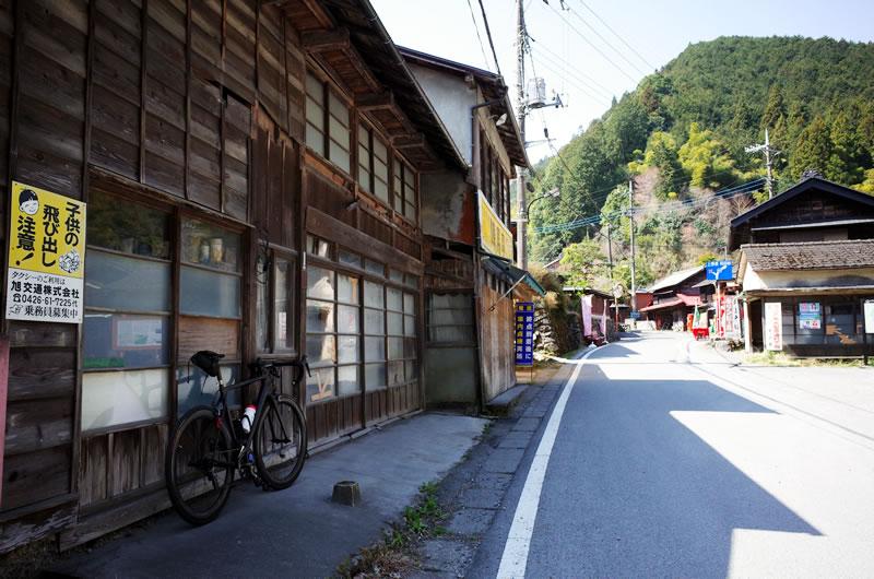 和田峠の入り口に来てはみたけれど・・・