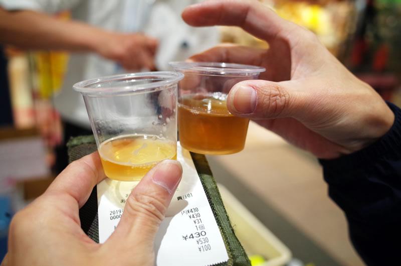 栃木の地ビールがおいしそう。。。