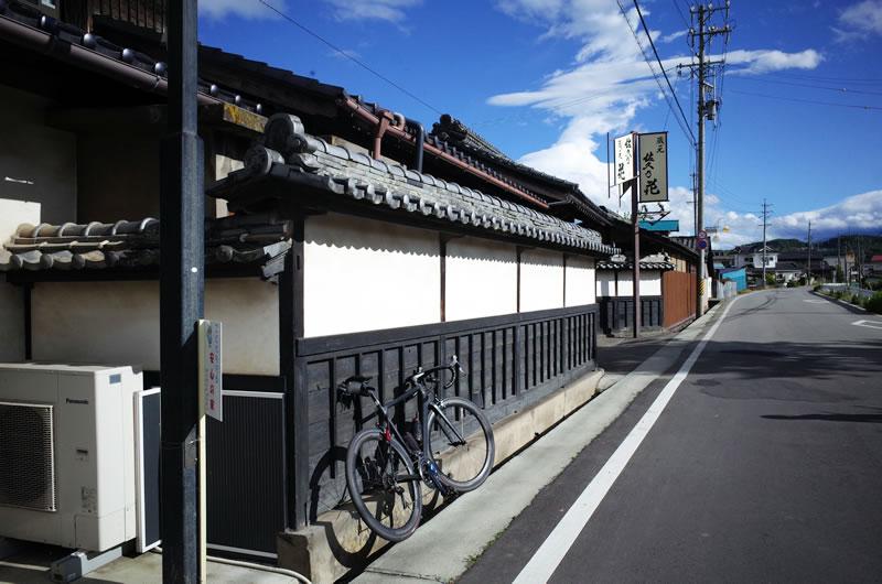 日本酒「佐久の花」の酒蔵に立ち寄ったり(*´ω`)