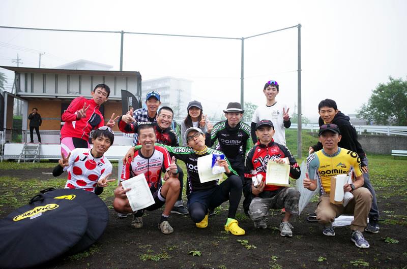 富士山ヒルクライム/富士山国際ヒルクライム2019は表彰台ラッシュ!