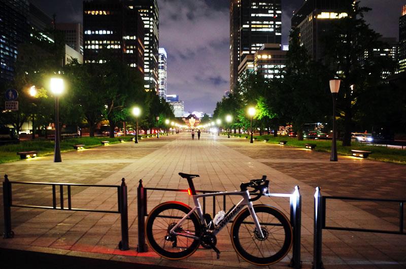 自転車通勤のリスク
