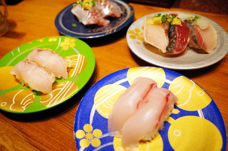 最後の北陸グルメは地元で有名なもりもり寿司