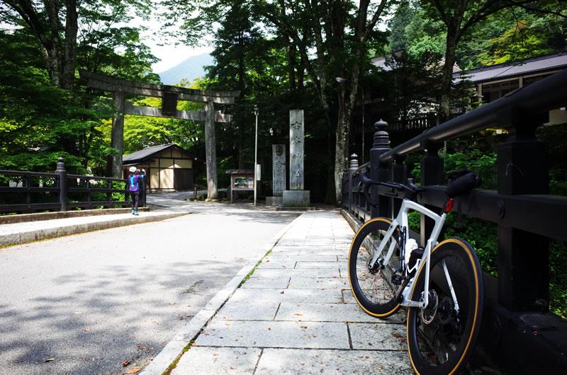 古峰神社が荘厳で素晴らしい