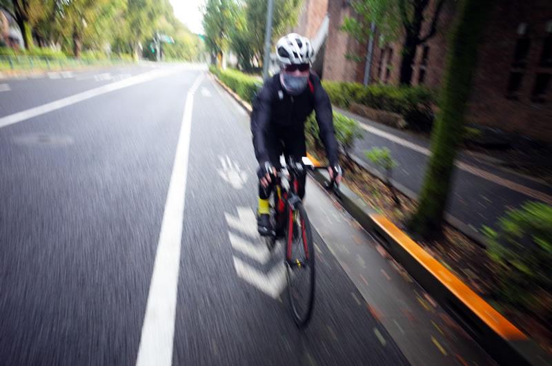 気が付けば秋が深まる東京都内をサイクリング