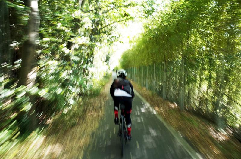 ロードバイク初心者の夢「100kmライド」