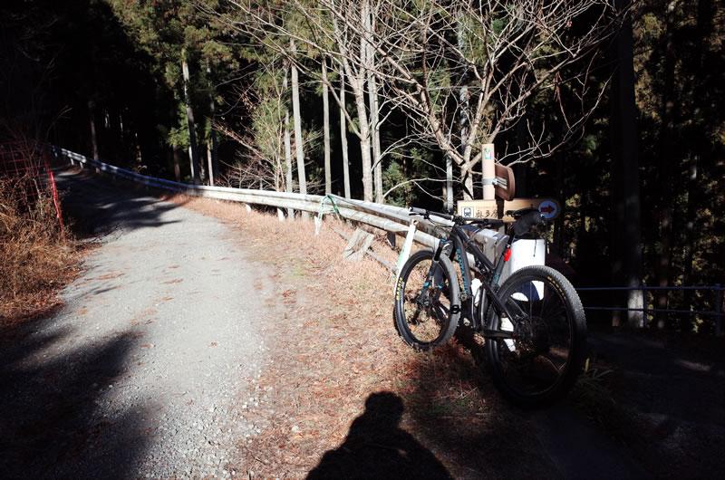 マウンテンバイクで走ってみたかった念願の道、奥多摩むかし道へ行こう!